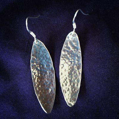 00215 Boucles d'oreilles argent 925