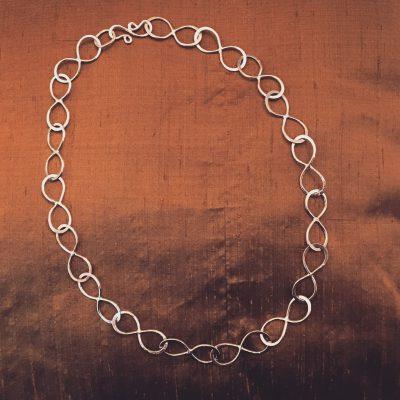 00263 Collier argent 925